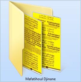ahbabtou (Mafatihoul Djinane)