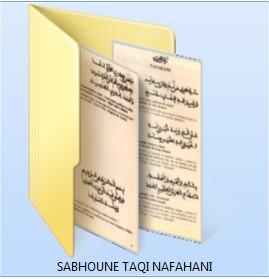 SABHOUNE TAKHI