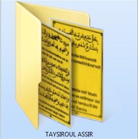 TAYSSIROUL ASSIR